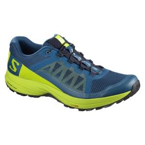 נעליים סלומון לגברים Salomon XA Elevate - כחול/צהוב