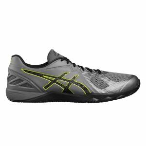 נעלי אימון אסיקס לגברים Asics Conviction X - כסף