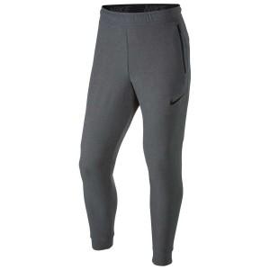 ביגוד נייק לגברים Nike Dry Hyper Fleece Pants - אפור