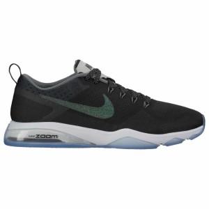 נעלי אימון נייק לנשים Nike Air Zoom Fitness Metallic - אפור כהה