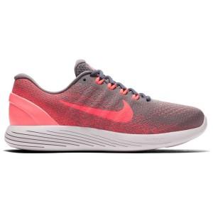 נעלי הליכה נייק לנשים Nike Lunarglide 9 - אדום