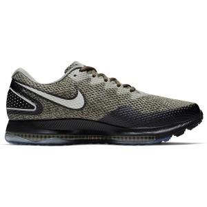 נעלי הליכה נייק לגברים Nike Zoom All Out Low 2 - שחור/כסף