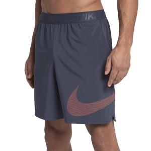 ביגוד נייק לגברים Nike Flex Vent Max GFX - כחול