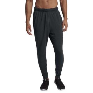 ביגוד נייק לגברים Nike Dry Hyperdry Tapered Pants - אפור כהה