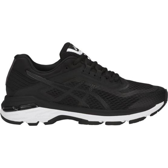 נעליים אסיקס לנשים Asics GT 2000 6 - שחור/לבן