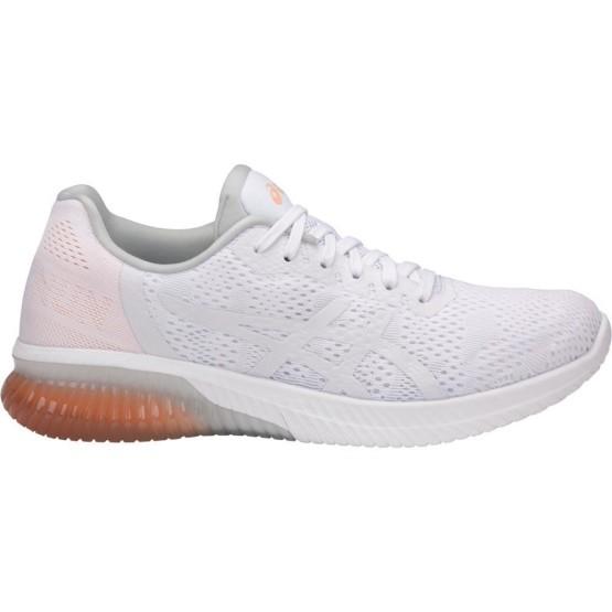 נעליים אסיקס לנשים Asics Gel Kenun MX - לבן/כתום