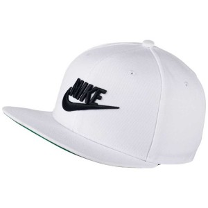אביזרי ביגוד נייק לגברים Nike Sportswear Pro Futura - לבן