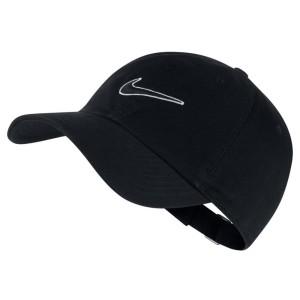 אביזרי ביגוד נייק לגברים Nike H86 Essential Swoosh - שחור