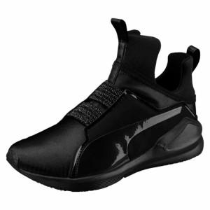 נעליים פומה לנשים PUMA Fierce Satin EP - שחור
