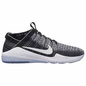 נעלי אימון נייק לנשים Nike Air Zoom Fearless Flyknit 2 - שחור/לבן