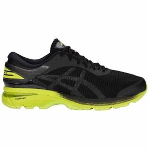 נעלי הליכה אסיקס לגברים Asics Gel Kayano 25 - שחור/צהוב