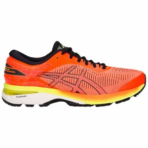 נעלי הליכה אסיקס לגברים Asics Gel Kayano 25 - כתום