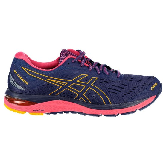 נעלי הליכה אסיקס לנשים Asics Gel Cumulus 20 G TX - כחול