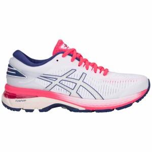 נעליים אסיקס לנשים Asics Gel Kayano 25 - לבן/ורוד