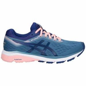 נעליים אסיקס לנשים Asics GT 1000 7 - כחול כהה/ורוד
