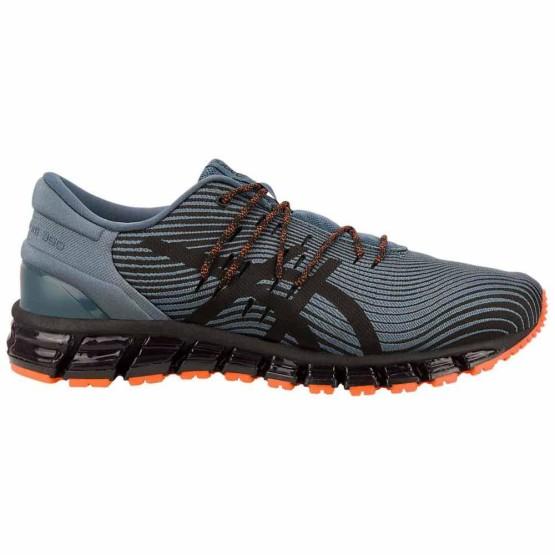 נעליים אסיקס לגברים Asics Gel Quantum 360 4 - אפור/כתום