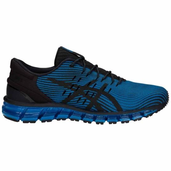 נעליים אסיקס לגברים Asics Gel Quantum 360 4 - כחול/שחור
