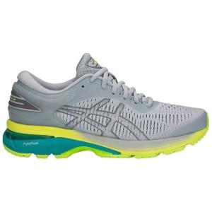 נעליים אסיקס לנשים Asics Gel Kayano 25 - אפור/צהוב