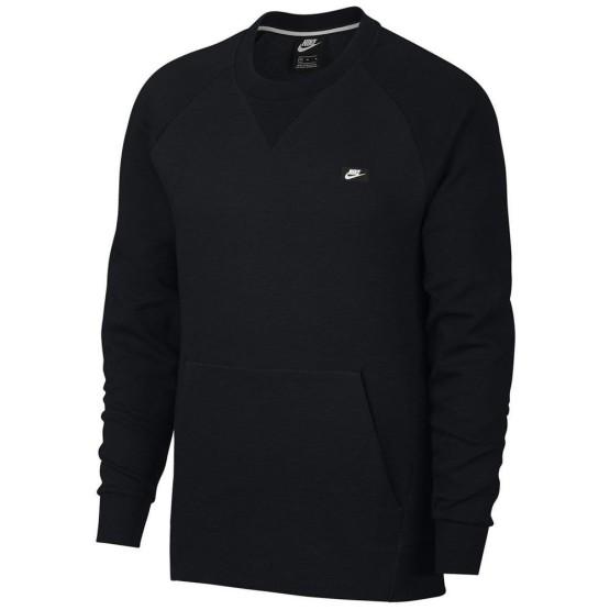 ביגוד נייק לגברים Nike Sportswear Optic Crew - שחור