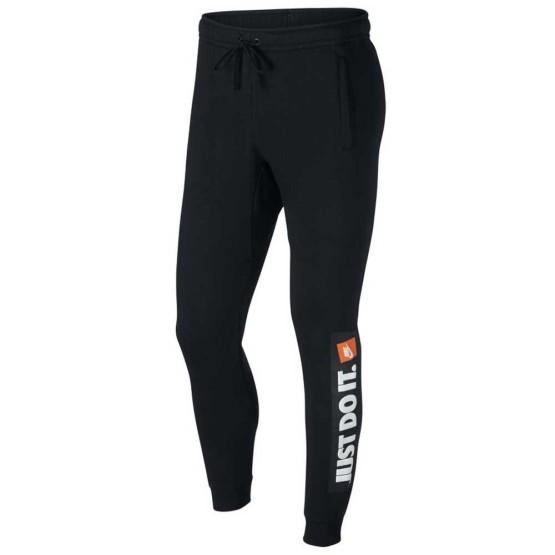 ביגוד נייק לגברים Nike Sportswear HBR Jogger - שחור