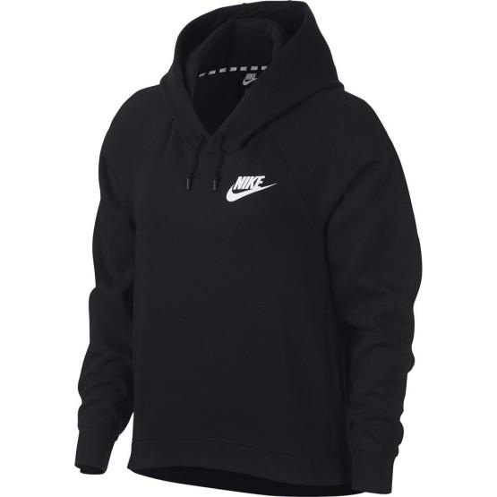 ביגוד נייק לנשים Nike Sportswear AV15 Hooded - שחור