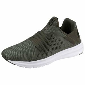 נעלי אימון פומה לגברים PUMA Enzo Netfit - אפור כהה