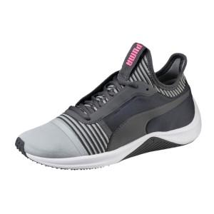 נעלי אימון פומה לנשים PUMA Amp XT - אפור