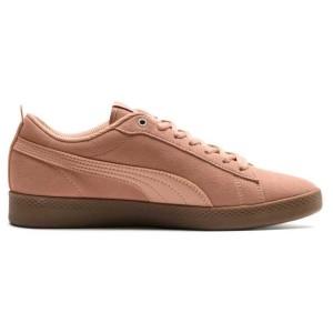 נעליים פומה לנשים PUMA Smash Wns v2 SD - אפרסק