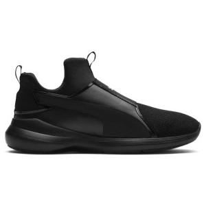 נעליים פומה לנשים PUMA Rebel Mid Core - שחור