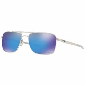 אביזרים Oakley לגברים Oakley Gauge 6 - כסף/כחול