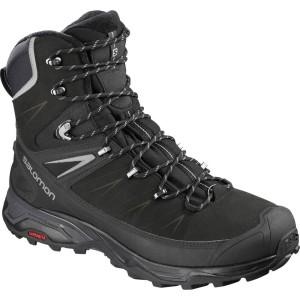 נעלי טיולים סלומון לגברים Salomon X Ultra Winter CS WP - שחור