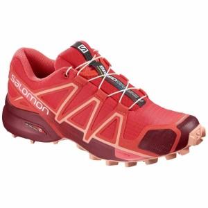 נעליים סלומון לנשים Salomon Speedcross 4 Wide - ורוד