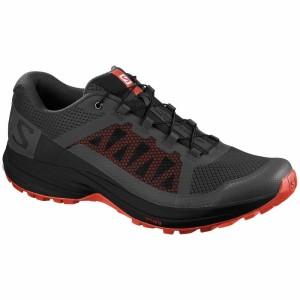 נעליים סלומון לגברים Salomon XA Elevate - שחור/כתום