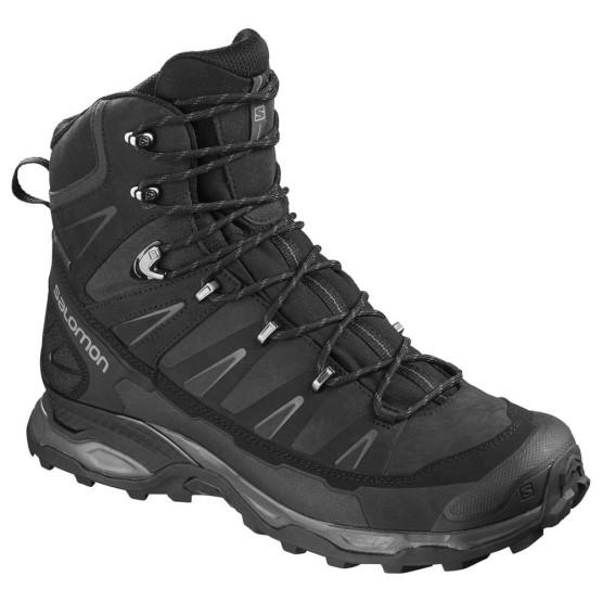 נעלי טיולים סלומון לגברים Salomon X Ultra Trek Goretex - שחור