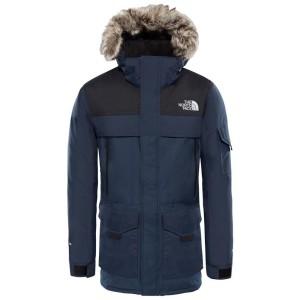 בגדי חורף דה נורת פיס לגברים The North Face McMurdo Parka 2 - כחול