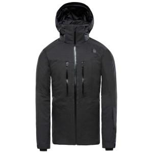 בגדי חורף דה נורת פיס לגברים The North Face Chakal Jacket - אפור