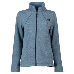 בגדי חורף דה נורת פיס לנשים The North Face Crescent Full Zip - כחול