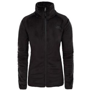 בגדי חורף דה נורת פיס לנשים The North Face Osito 2 Jacket - שחור
