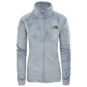 בגדי חורף דה נורת פיס לנשים The North Face Osito 2 Jacket - אפור