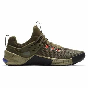 נעלי אימון נייק לגברים Nike Free Metcon - חאקי