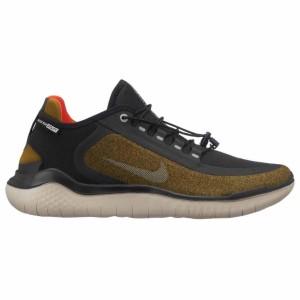 נעליים נייק לגברים Nike Free RN Shield - שחור/כתום
