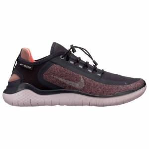 נעליים נייק לנשים Nike Free RN Shield - אפור/ורוד