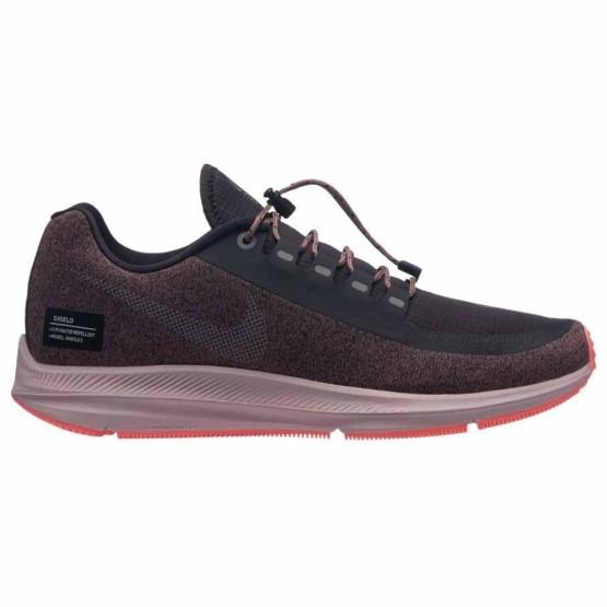 נעליים נייק לנשים Nike Zoom Winflo 5 Run Shield - אפור/ורוד