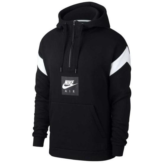 בגדי חורף נייק לגברים Nike Sportswear Air SSNL Hoody - שחור