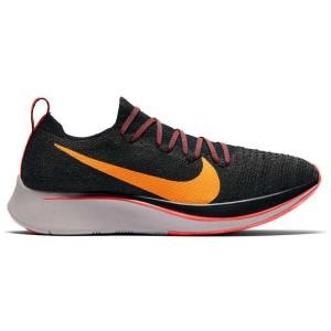 נעליים נייק לנשים Nike Zoom Fly Flyknit - שחור/כתום