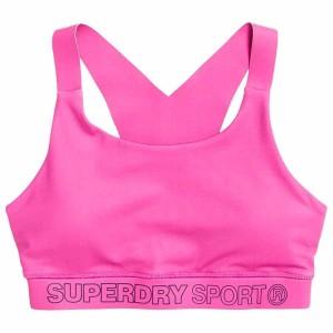 ביגוד סופרדרי לנשים Superdry Active Bra - ורוד
