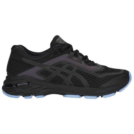 נעליים אסיקס לנשים Asics GT 2000 6 Lite Show - שחור/תכלת