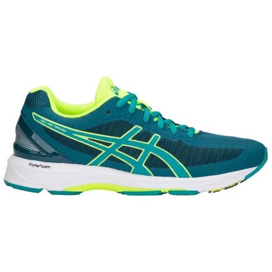 נעלי הליכה אסיקס לנשים Asics Gel DS Trainer 23 - כחול/צהוב