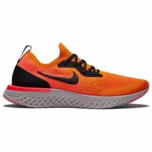 נעליים נייק לנשים Nike Epic React Flyknit - כתום