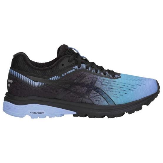 נעליים אסיקס לנשים Asics GT 1000 7 SP - שחור/תכלת